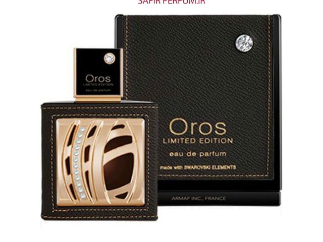 عطر و ادکلن مردانه اوروس نسخه ویژه  برند اوروس  (  OROS  -  OROS LIMITED EDITION    )