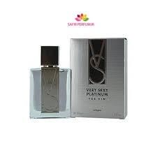 عطر مردانه پلاتینیوم برند ویکتوریا سکرت  ( Victoria's Secret -  PLATINUM FOR HIM )
