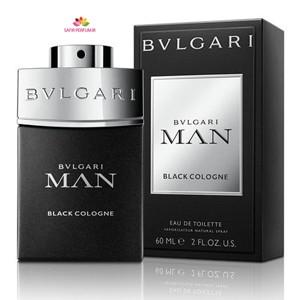 عطر مردانه بولگاری من بلک کولون برند بولگاری  ( BVLGARI -  BVLGARI MAN BLACK COLOGNE FOR MEN )