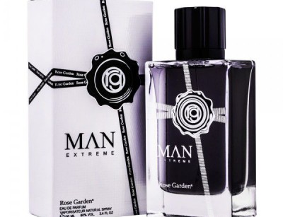 عطر مردانه من اکستریم برند رز گاردن  (  ROSE GARDEN -  MAN EXTREME )