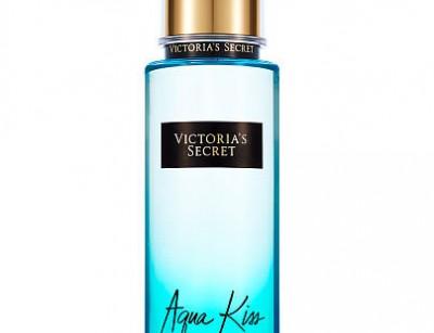 بادی میست زنانه آکوآ کیس  برند ویکتوریا سکرت   (  Victoria Secret   -  AQUA KISS  BODY MIST  )