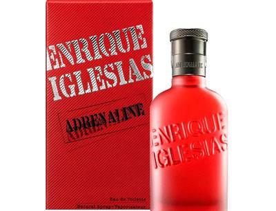 عطر مردانه آدرنالین برند انریکه ایگلسیاس  (  ENRIQUE IGLESIAS  -  ADRENALINE  )