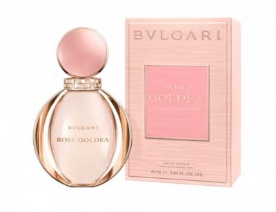 عطر زنانه رز گلدآ  برند بولگاری   (  BVLGARI  -  ROSE GOLDEA  )
