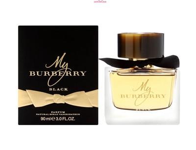 عطر زنانه مای باربری بلک برند باربری  ( BURBERRY -  MY BURBERRY BLACK  )