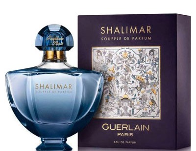 عطر زنانه شالیمار سوفل د پارفوم  برند گرلن  (  GUERLAIN -  SHALIMAR SOUFFLE DE PARFUM  )