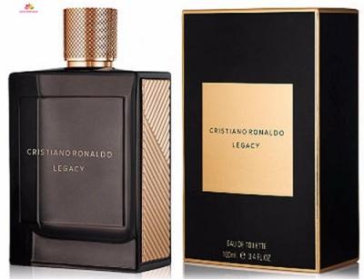 عطر مردانه  لگاسی  برند کریستیانو رونالدو  ( CRISTIANO RONALDO  -  LEGACY   )