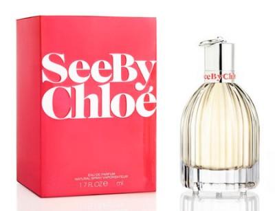 عطر زنانه سی بای کلوهه  برند کلوهه  (  CHLOE -  SEE BY CHLOE  )