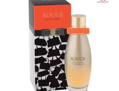 عطر زنانه رژ برند پرایو   (  PRIVE  -  ROUGE  )