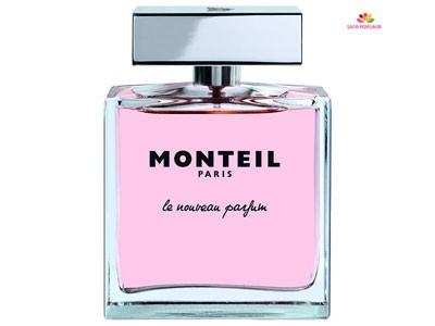 عطر زنانه مونتیل ل نو پارفوم  برند ژرمین مونتیل   (  GERMAINE MONTEIL   -  MONTEIL LE NOUVEAU PARFUM     )