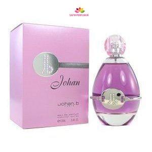 عطر زنانه ژوهان جی بی برند ژوهان بی  ( JOHAN.B -  JOHAN JB    )