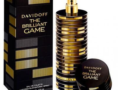 عطر مردانه بریلینت گیم برند دیویدوف ( DAVIDOFF -  THE BRILLIANT GAME  )