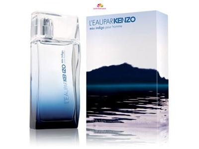 عطر مردانه لئو پار کنزو ایندیگو  برند کنزو  (  KENZO  -  LEAU PAR KENZO EAU INDIGO  POUR HOMME     )