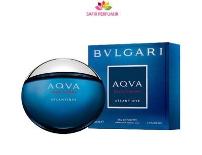 عطر مردانه آکوآ  آتلانتیک برند بولگاری   (  BVLGARI  -  AQVA POUR HOMME ATLANTIQVE  )