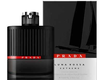 عطر مردانه لونا رسا اکستریم  برند پرادا  (  PRADA   -  LUNA ROSSA EXTREME      )