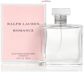 عطر زنانه رومنس برند رالف لاورن  ( RALPH LAUREN -  ROMANCE )