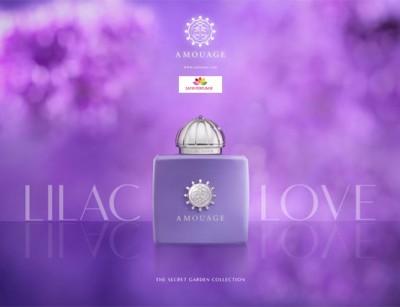 عطر زنانه لیلاک لاو برند آموآژ  (  AMOUAGE  -  LILAC LOVE    )