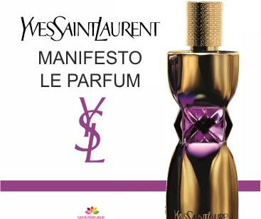 عطر زنانه منیفستو له پارفوم برند ایو سن لورن  (  YVES SAINT LAURENT  -  MANIFESTO LE PARFUM   )