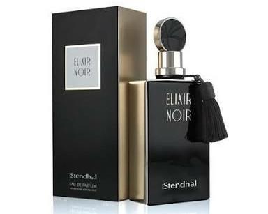 عطر زنانه الگزیر نویر برند استندهال  (  STENDHAL  -  ELIXIR  NOIR   )