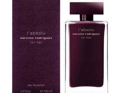 عطر زنانه نارسیسو رودریگز ابسولو برند نارسیسو رودریگز  (  NARCISO RODRIGUEZ -  NARCISO RODRIGUEZ FOR HER L ABSOLU  )