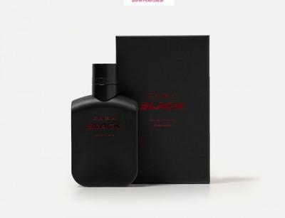 عطر مردانه زارا بلک برند زارا  (  ZARA   -  ZARA BLACK    )