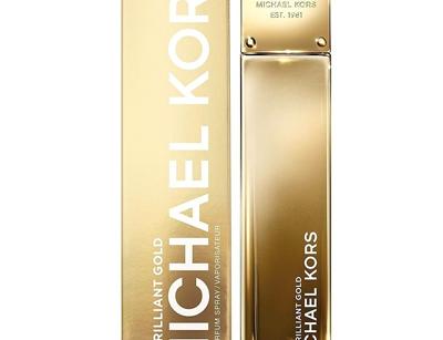 عطر زنانه 24کی بریلینت گلد برند مایکل کورس  ( MICHAEL KORS -  24K BRILLIANT GOLD   )