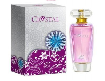 عطر زنانه کریستال برند روی   (   ROI   -  CRYSTAL   )