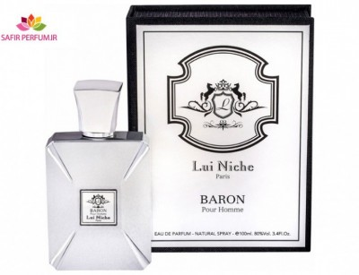 عطر مردانه بارن برند لویی نیچه  (  LUI NICHE   -  BARON    )