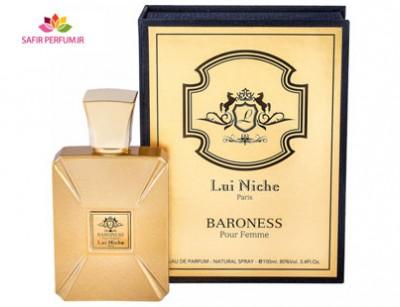 عطر زنانه بارنس برند لویی نیچه  (  LUI NICHE   -  BARONESS     )