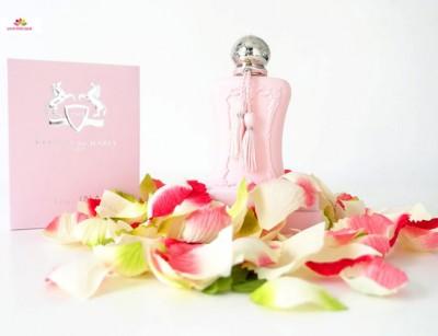 عطر زنانه دلینا برند پارفومز د مارلی  (  PARFUMS DE MARLY  -  DELINA  )