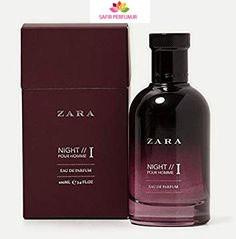 عطر مردانه زارا نایت 1 برند زارا  (  ZARA   -  ZARA NIGHT POUR HOMME 1    )