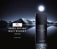 عطر مردانه نوییت د ایسی پارفوم برند ایسی میاک  ( ISSEY MIYAKE -  NUIT D ISSEY PARFUM    )