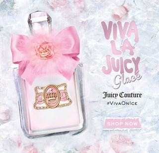 عطر زنانه ویوا لا جوسی گلاس برند جوسی کوتور  (  JUICY COUTURE  - VIVA LA JUICY GLACE   )