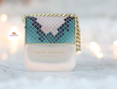 عطر زنانه دکادنس سو دکادنت برند مارک جاکوبز  (  MARC JACOBS  -  DECADENCE EAU SO DECADENT    )