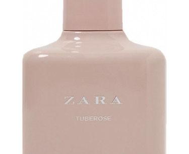 عطر و ادکلن زنانه تیوب رز برند زارا  (  ZARA   -  TUBEROSE   )