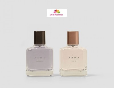 ست زنانه عطر و ادکلن گاردنیا ارکید برند زارا  (   ZARA   -  GARDENIA  -  ORCHID SET   )