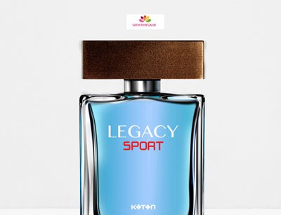عطر و ادکلن مردانه لگاسی اسپرت برند کوتون  ( KOTON  -  LEGACY SPORT      )