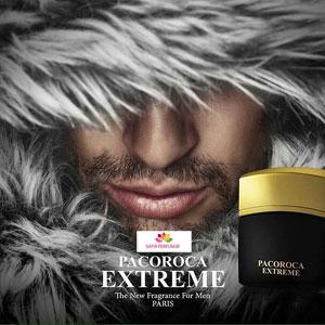 عطر و ادکلن مردانه پاکوروکا اکستریم  برند پاکوروکا  (  PACOROCA  -  PACOROCA EXTREME    )