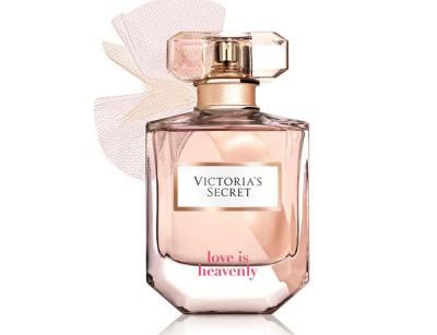 عطر و ادکلن زنانه لاو ایز هونلی برند ویکتوریا سکرت  (  Victoria's Secret -  LOVE IS HEAVENLY       )
