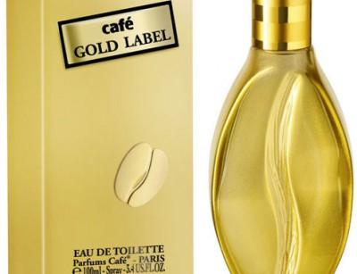 عطر و ادکلن زنانه کافه گلد لیبل برند کافه پارفومز  (  CAFE  PARFUMS   -  CAFE  GOLD LABEL   )