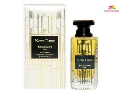 عطر و ادکلن زنانه نوتر دام برند پرینسس پارفومز   (  PRINCESSE PARFUMS   -  NOTRE DAME  )