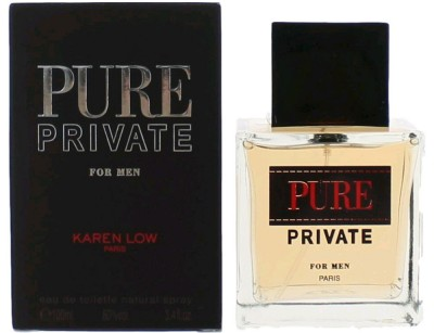 عطر و ادکلن مردانه پیور پرایویت برند جی پارلیس  (  GEPARLYS -  PURE PRIVATE   )