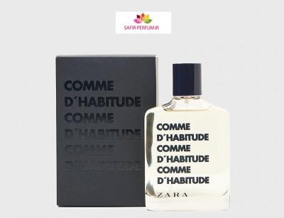 عطر و ادکلن مردانه کام د وی تود برند زارا  (  ZARA   -  COMME DHABITUDE    )