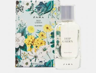 عطر و ادکلن زنانه دیپ گاردن برند زارا  (   ZARA   -  DEEP GARDEN   )