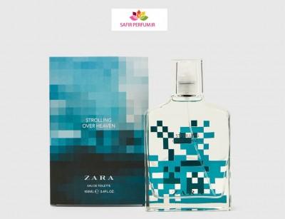 عطر و ادکلن مردانه استرولینگ اور هون برند زارا  (  ZARA   -  STROLLING OVER HEAVEN    )