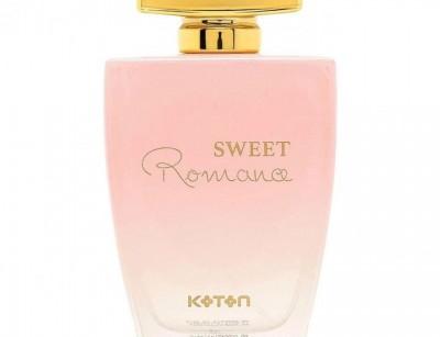 عطر و ادکلن زنانه سوییت رمنس برند کوتون  (  KOTON  -  SWEET ROMANCE    )