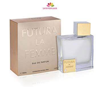 عطر و ادکلن زنانه فوتوق ل فم برند آرماف   (  ARMAF  -  FUTURA LA FEMME    )
