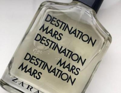 عطر و ادکلن مردانه دستینیشن مارس برند زارا  (  ZARA   -  DESTINATION MARS    )