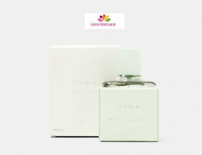 عطر زنانه وایت جاسمین برند زارا  (   ZARA   -  WHITE JASMINE   )
