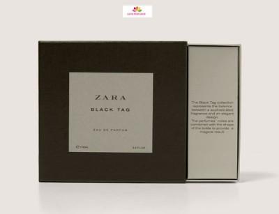 عطر و ادکلن مردانه بلک تگ برند زارا  (  ZARA   -  BLACK TAG    )