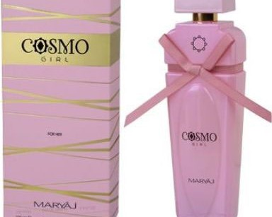 عطر و ادکلن زنانه کازمو گرل برند مریاژ (  MARYAJ   -  COSMO GIRL   )